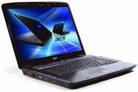Acer TravelMate 4730G Touchpad Driver Windows