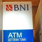 INI !!! Lokasi Atm setor tunai Bank BNI Tagerang Banten