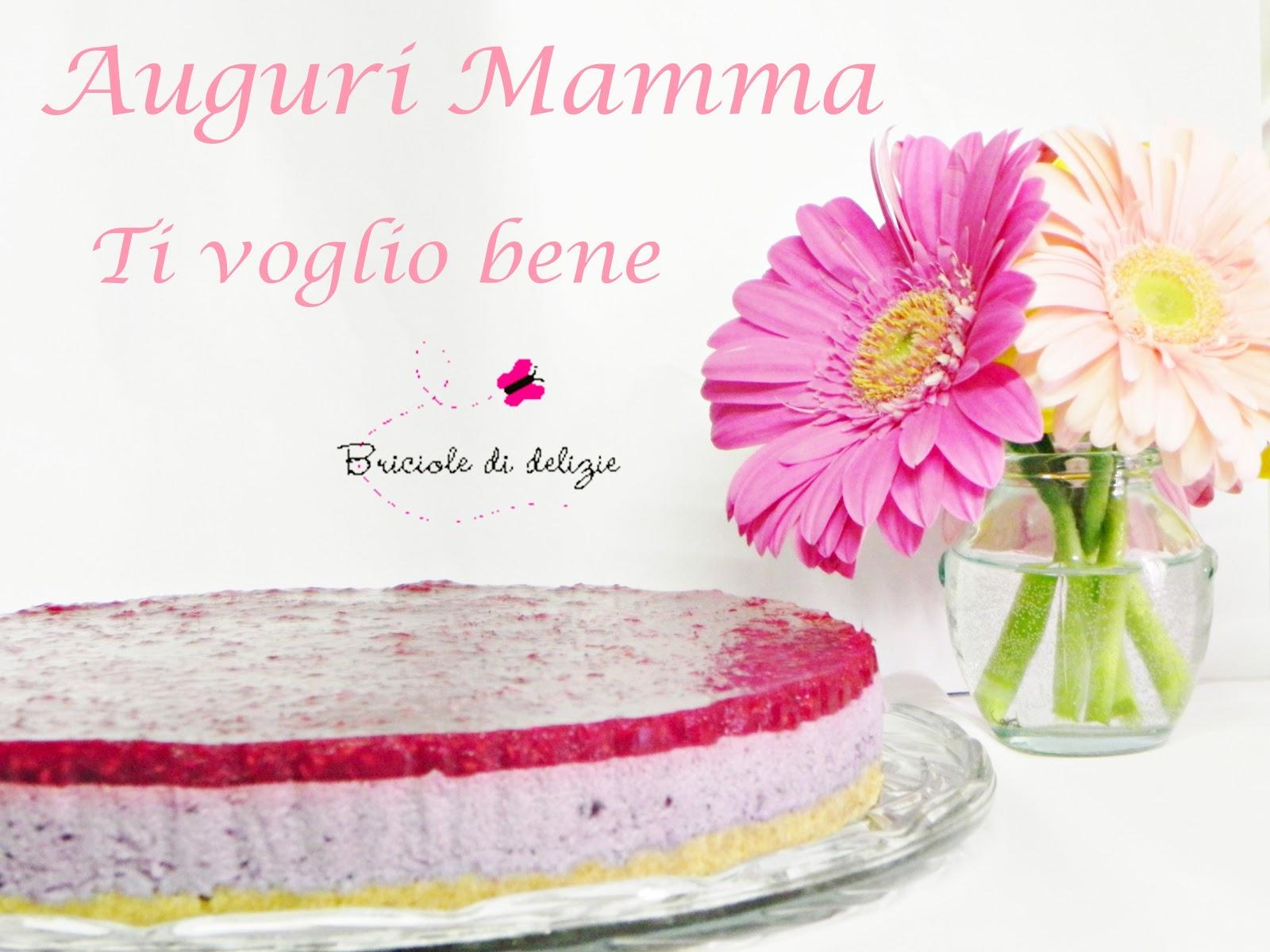 """Favoloso Briciole di delizie: Un """"dolce auguri"""" alla mia Mamma ♡ BR02"""