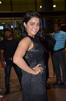 Wamiqa Gabbi in a sleeveless Black Designer Transparent Gown at 64th Jio Filmfare Awards South ~  Exclusive 080.JPG