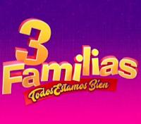 Ver novela 3 Familias Capitulo 101