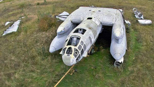 Pesawat amfibi VVA-14