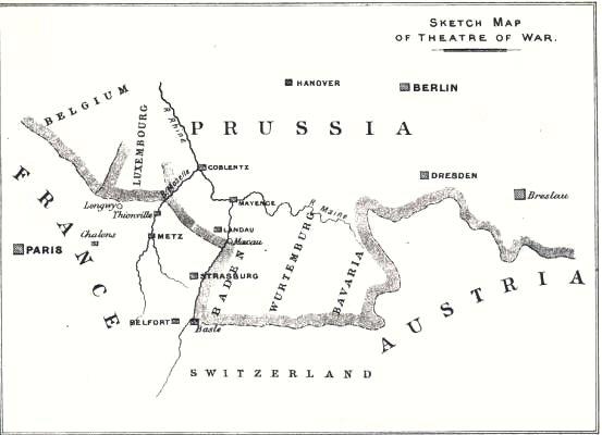 Graphic Firing Table Decisive Battles Sedan 1870