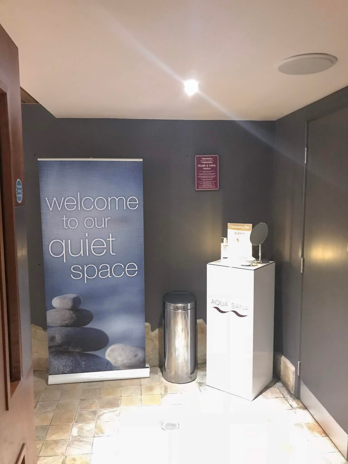 Spa Series: Aqua Sana Spa at Center Parcs Longleat, Katie Kirk Loves, UK Blogger, Beauty Blogger, Spa Review, Aqua Sana Spa Review, Elemis Spa Treatment, Hot Stone Massage, Skincare Blogger, UK Beauty Blogger