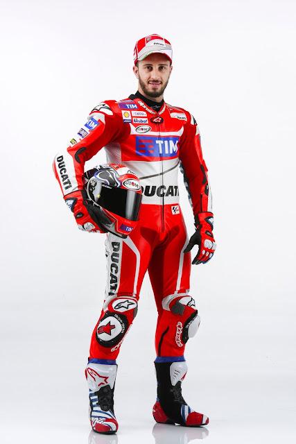 Dovizioso lelang baju balapnya untuk korban gempa berita motogp