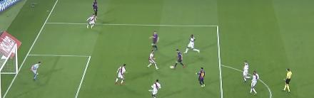برشلونة يقلب تأخره أمام رايو فاليكانو لفوز بثلاثة أهداف مقابل هدف