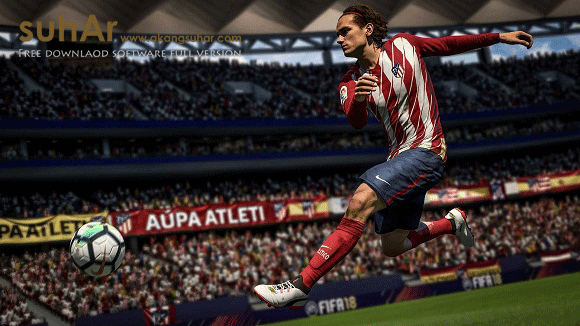 Free download Game FIFA 2018 Full Version game terbaru gratis final update latest version game full transfer game for pc komputer full crack www.akangsuhar.com