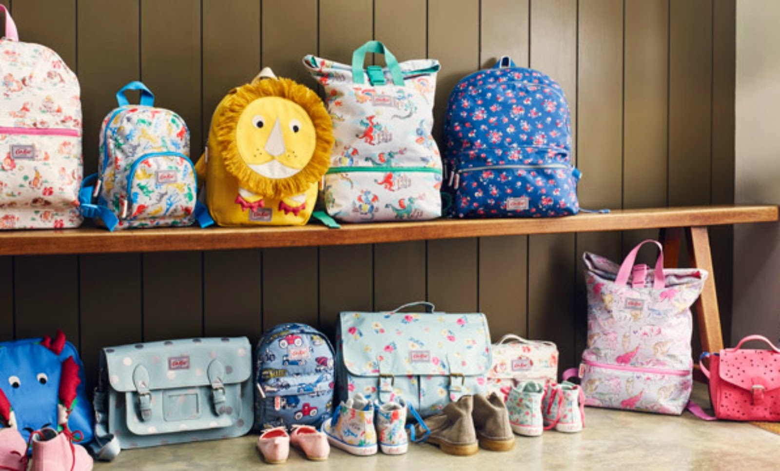 Back To School Ping With Cath Kidston Cute Stuff For Kids