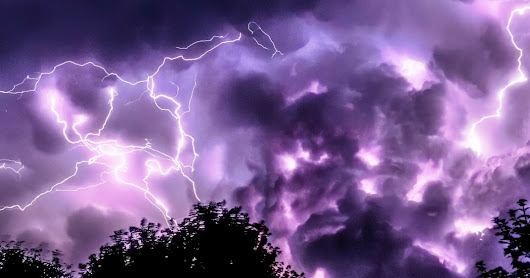 The storm rages on - Flash Fiction