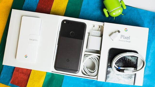 The Google Pixel XL large discount