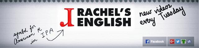 قناة-Rachel's-English