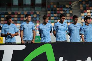 Presentación del equipo del Barakaldo CF para 2016/2017