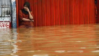 Banjir Landa Aceh Barat, 8 Kecamatan Terendam