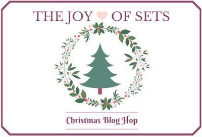 Stampin' Up! UK Independent  Demonstrator Susan Simpson, Craftyduckydoodah!, Joy of Sets Christmas Blog Hop 2017, Hearts Come Home, Supplies available 24/7,