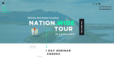 Real Estate Investing 2019 National Tour!