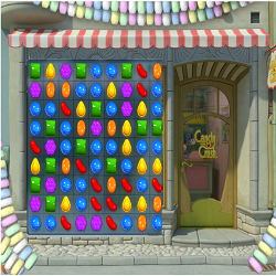 Candy Crush (Addictive Puzzle Game)