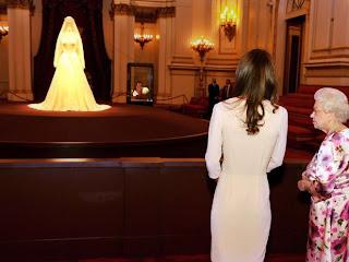 12 Exposição em Londres: Casamento Real