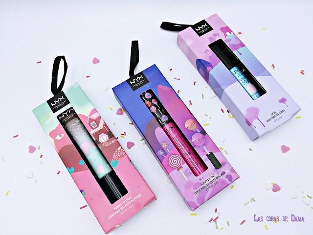 Sugar Tryp Navidad con Nyxlillipore regalos gift makeup maquillaje belleza