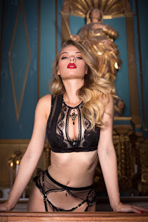 Honey Birdette Indecent Manor Campaign 2018
