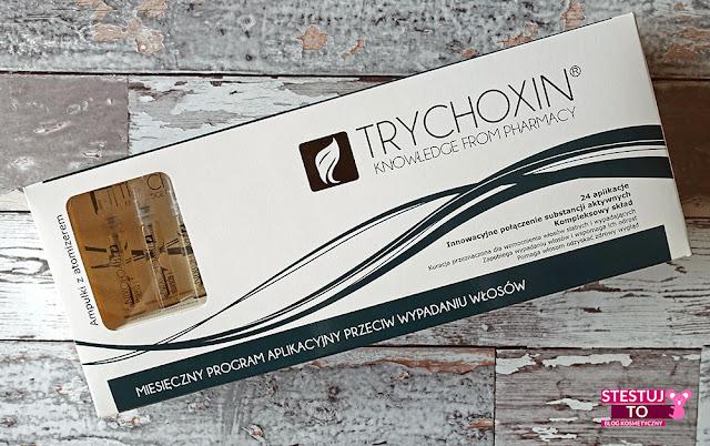 trychoxin kuracja przeciw wypadaniu włosów