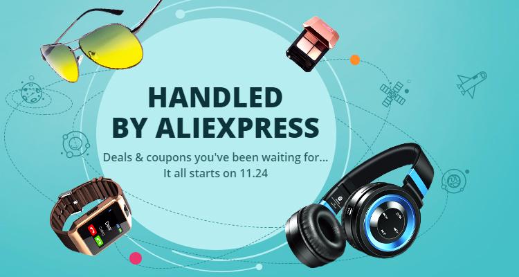 إليك أفضل العروض التي تستطيع إستغلالها في يوم البلاك فرايداي من موقع Aliexpress