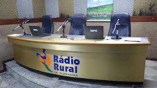 "Coincidência? após paralisar por salários atrasados radialistas ""deixam"" Rádio Rural"