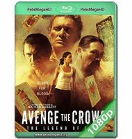 AVENGE THE CROWS: THE LEGEND OF LOCA (2017) WEB-DL 1080P HD MKV ESPAÑOL LATINO