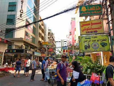 Arab Street Bangkok