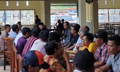Andi Surya Bertemu Forum Masyarakat Bersatu Register 44 dan 45 Mesuji
