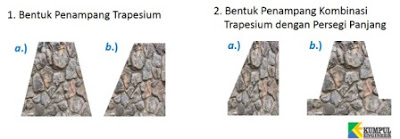 TPT, retaining wall, gravity wall, pasangan batu