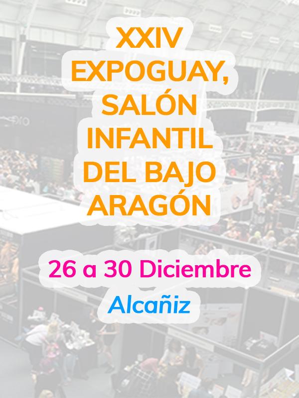 XXIV ExpoGuay, Salón Infantil del Bajo Aragón