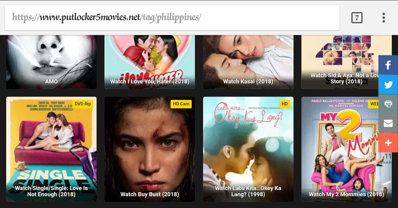 downloading sites for filipino movies