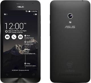 Harga dan Spesifikasi Asus Zenfone 5 A500CG Terbaru