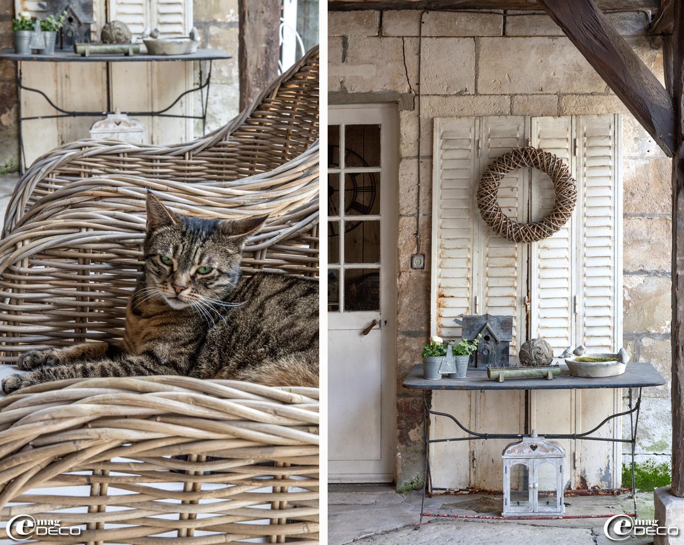une maison de famille en picardie e magdeco magazine de d coration. Black Bedroom Furniture Sets. Home Design Ideas