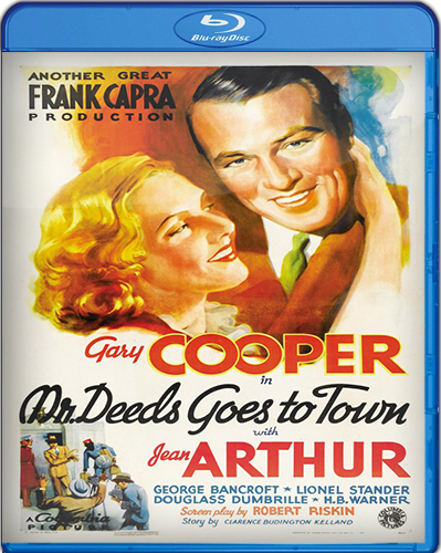 Mr. Deeds Goes to Town [1936] [BD25] [Latino]