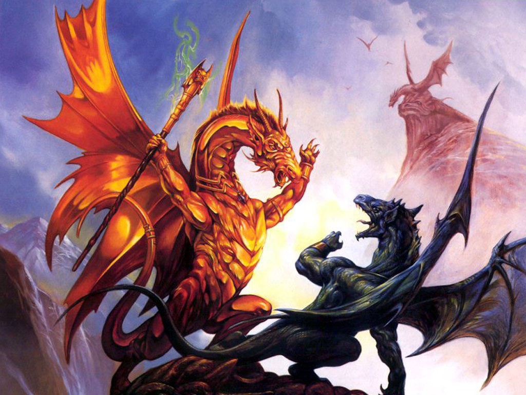 TV with Thinus: Dragon Wars: Fire & Fury ordered by National