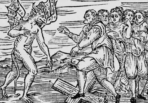 John Walsh - kisah tragis para penyihir pria
