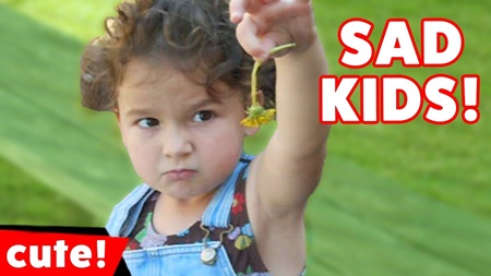 The Funniest Sad Kids Reactions of 2017 Weekly Compilation