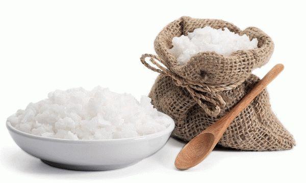 Ритуалы на мешочек с солью по дням недели