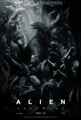 Download Film Alien: Covenant 2017 Bluray Subtitle Indonesia