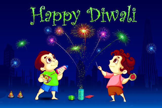 Happy Diwali Text Messages with Pictures