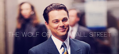 The Wolf of Wall Street con Leonardo Di Caprio