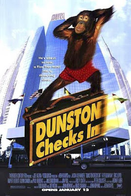 Dunston Checks In Poster