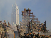 Woolworth Building, 18 September 2001