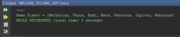 Menampilkan semua data menggunakan ArrayList dengan pada HashMap