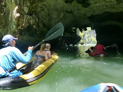 Cuevas Hong Island, Tailandia, La vuelta al mundo de Asun y Ricardo, vuelta al mundo, round the world, mundoporlibre.com
