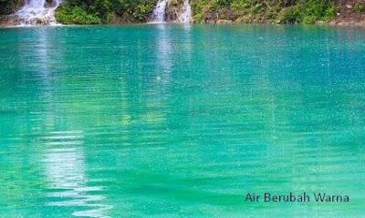 Inilah Hukum Berwudlu Dengan Air Kolam Yang Berubah Warna