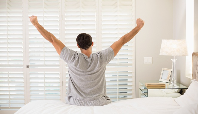 Bangun Pagi Membuka Pintu Rezeki