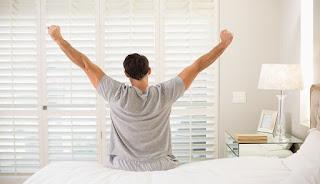 6 Bukti Bangun Pagi Membuka Pintu Rezeki