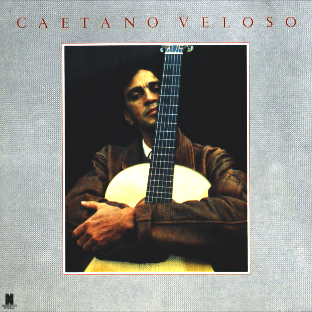Caetano Veloso - Caetano Veloso (Trilhos Urbanos) [1986]